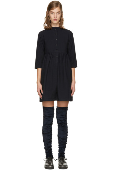 Visvim - Navy Landcaster Dress