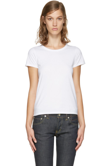 Visvim - White Ultimate T-Shirt