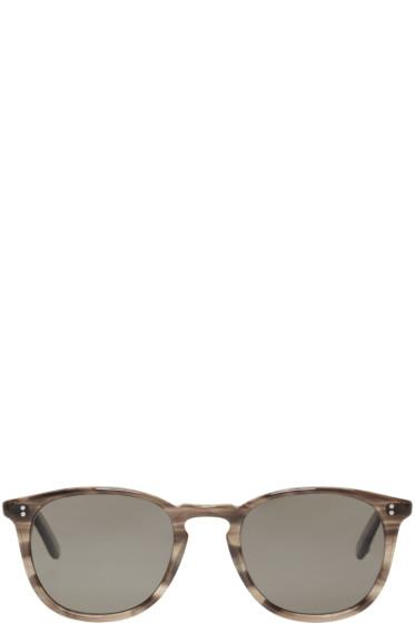 Garrett Leight - Tortoiseshell Kinney Sunglasses