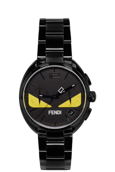 Fendi - Black Momento Bugs Watch