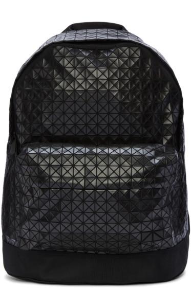 Bao Bao Issey Miyake - Black Geometric Backpack
