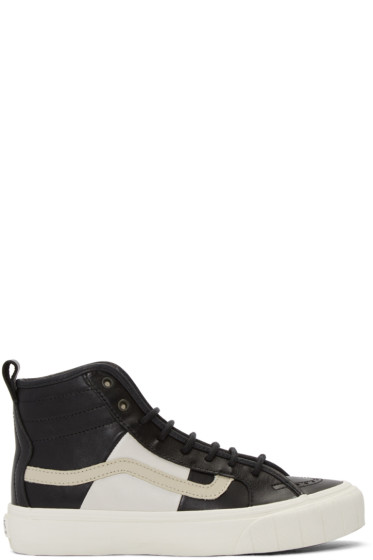 Vans - Black Taka Hayashi Edition TH Court HI LX Sneakers