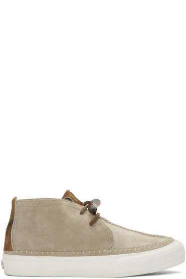 Vans - Grey Taka Hayashi Edition Chukka Nomad LX Sneakers