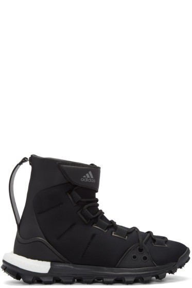 Y-3 SPORT - Black Trail X Boots