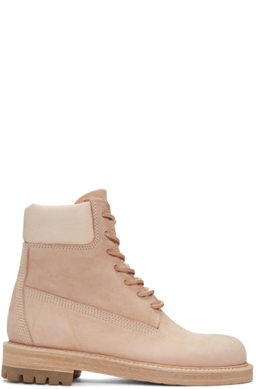 Hender Scheme - Beige Manual Industrial Products 14 Boots