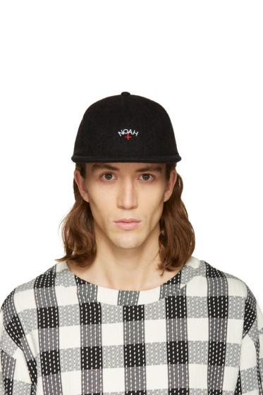 Noah - Black Logo Cap