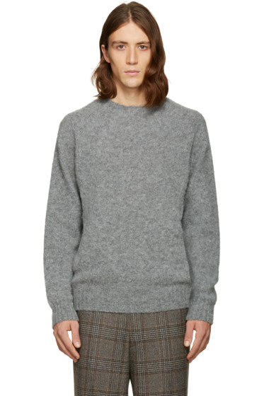 Noah - Grey 'Cross Country' Sweater