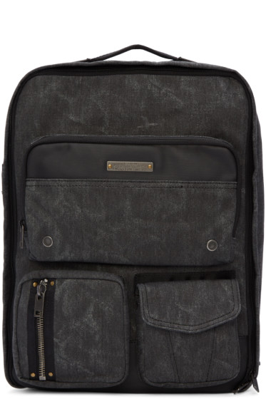 Diesel - Black Gear Backpack