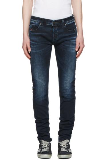 Diesel - Blue Sleenker Jeans