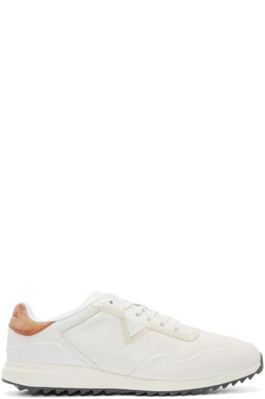 Diesel - White S-Swifter Sneakers
