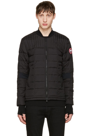 Canada Goose - Black Down Dunhan Jacket