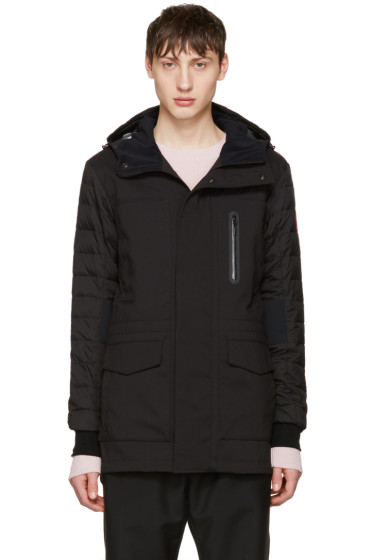 Canada Goose - Black Down Selwyn Coat