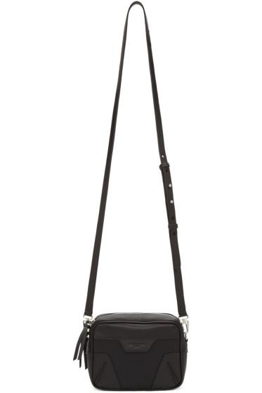 Rag & Bone - Black Mini Flight Camera Bag