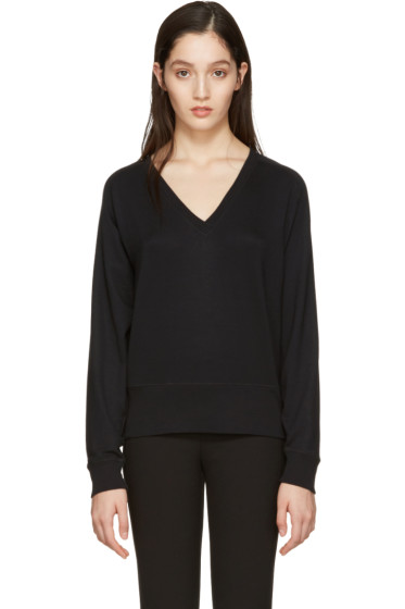 Rag & Bone - Black Cozy Pullover