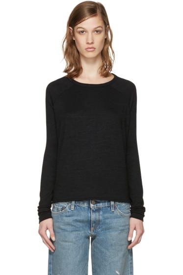 Rag & Bone - Black Camden T-Shirt