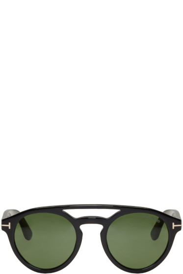 Tom Ford - Black Clint Sunglasses