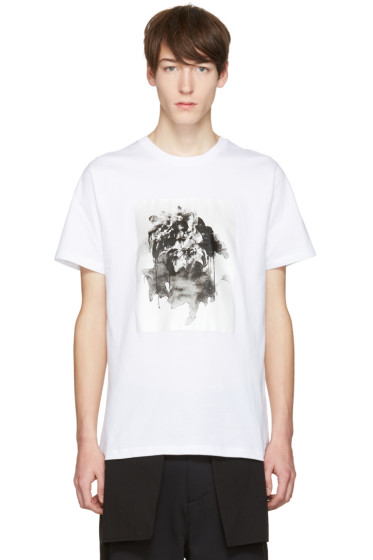 Public School - White Kissen T-Shirt