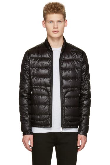 Moncler - Black Down Acorus Jacket