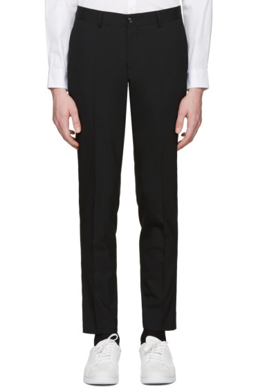 Tiger of Sweden - Black Herris Trousers