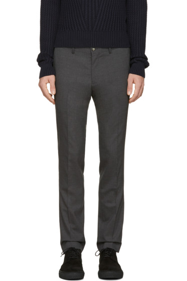Tiger of Sweden - Grey Herris Trousers