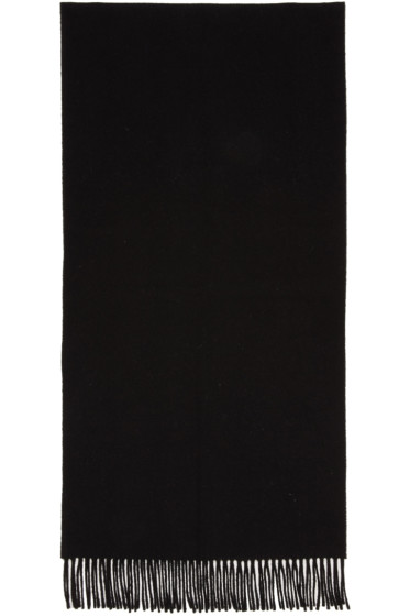 Acne Studios - Black Canada Narrow Scarf