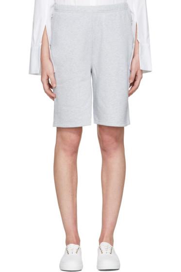 Acne Studios - Grey Larna CLG Shorts