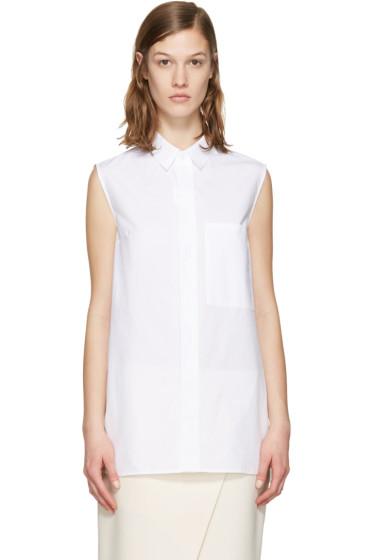 Acne Studios - White Belevue Shirt