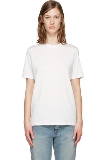 Acne Studios - White Taline E Base T-Shirt
