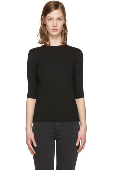 Acne Studios - Black Idra T-Shirt