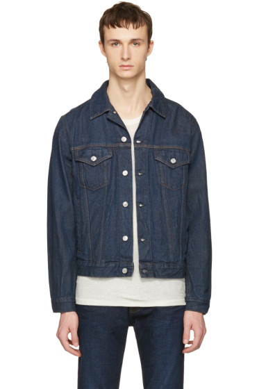 Acne Studios - Blue Denim Beat Jacket