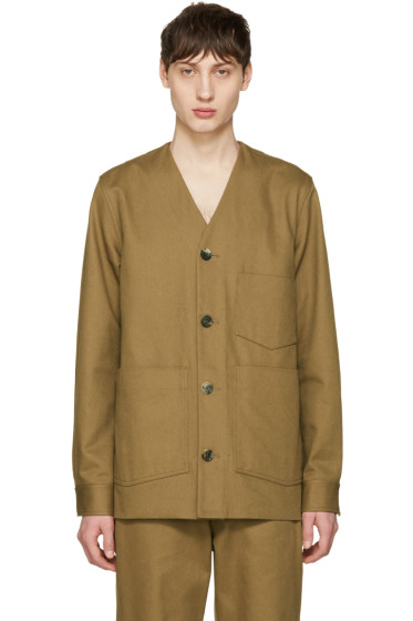Acne Studios - Beige Method Jacket