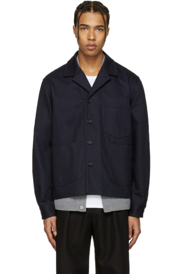 Acne Studios - Navy Media Jacket