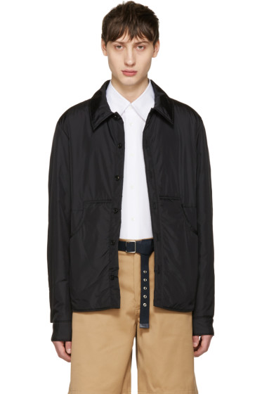 Acne Studios - Black Malma Jacket