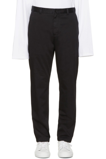 Acne Studios - Black Alfred Trousers