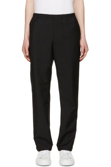 Acne Studios - Black Ari Trousers