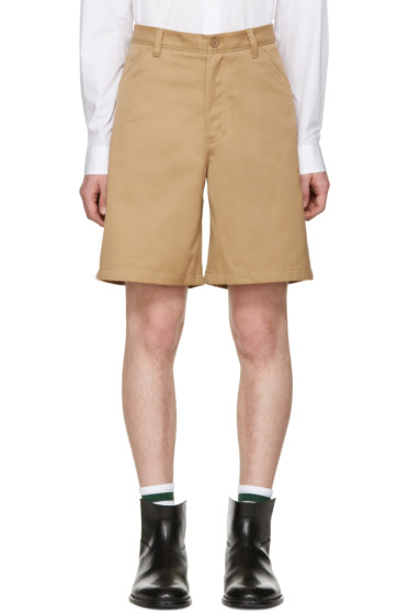 Acne Studios - Brown Allan Shorts
