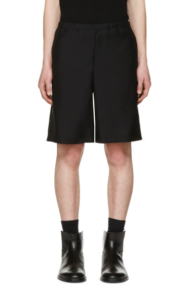 Acne Studios - Black Ari Shorts