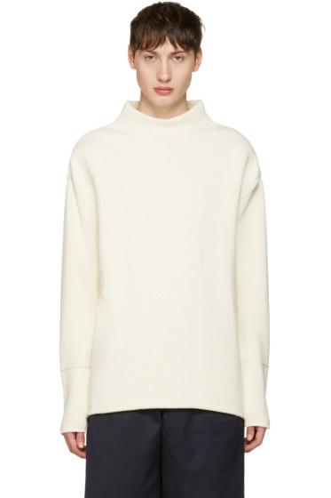 Acne Studios - Off-White Karmel Sweater