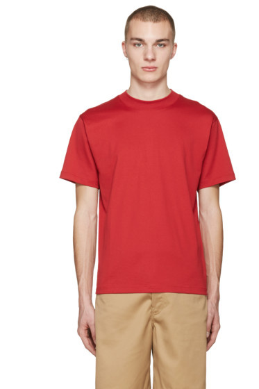 Acne Studios - Red Naples T-Shirt