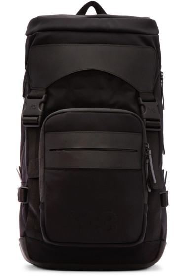 Y-3 - Black Ultratech Backpack