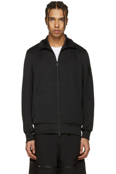 Y-3 - Black M CL Track Sweater