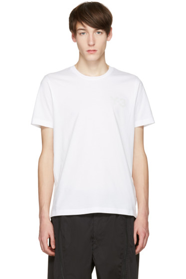 Y-3 - White M Cl T-Shirt