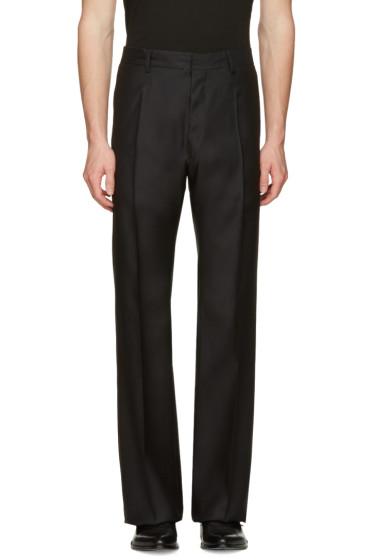 Dsquared2 - Black Wide-Leg Trousers