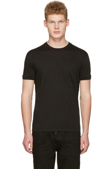 Dsquared2 - Black Dan Fit T-Shirt