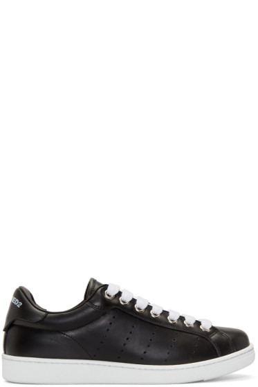 Dsquared2 - Black Santa Monica Sneakers