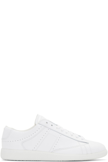 Maison Margiela - White Ace Sneakers