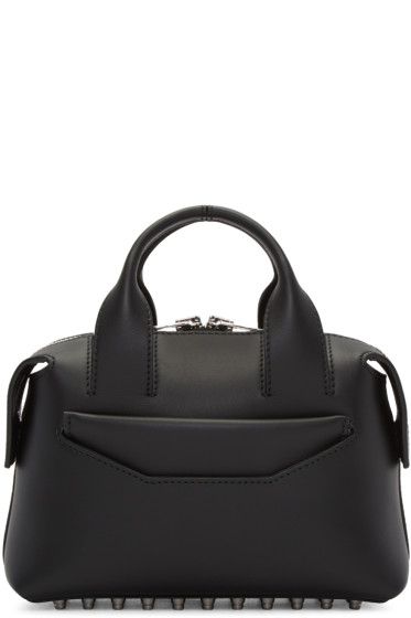 Alexander Wang - Black Small Rogue Satchel