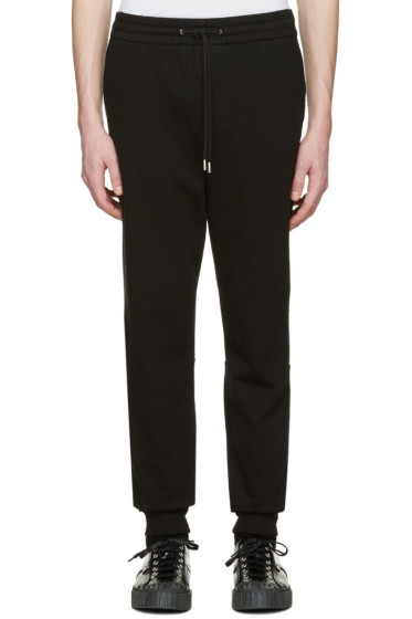 T by Alexander Wang - Black Fleece Lounge Pants