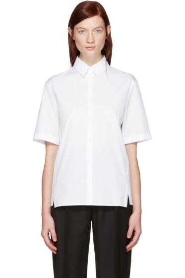 Jil Sander - White Barbara Shirt