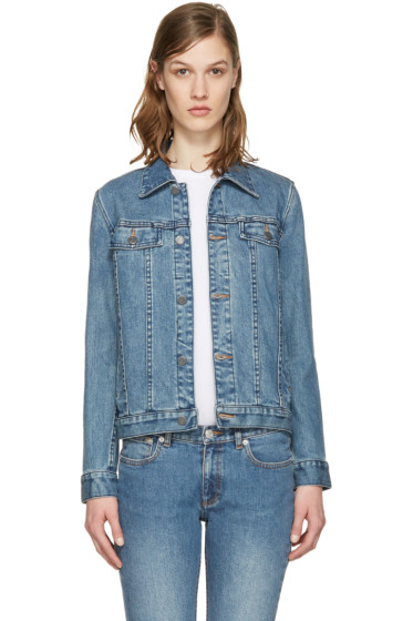 A.P.C. - Indigo Denim Brandy Jacket